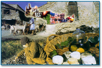 food products from crete